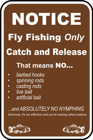 Fly Fishing only sign.png