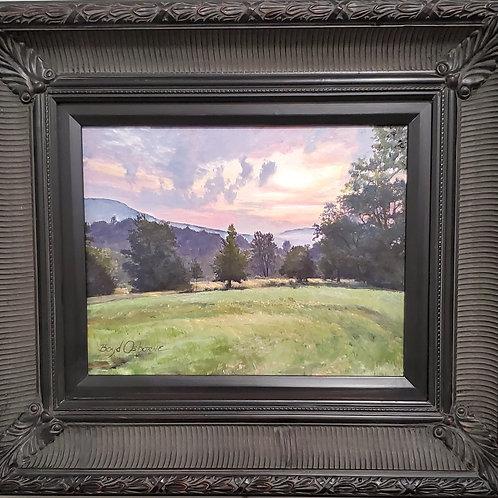 Linker Mountain Sunset (Boyd Osborne)