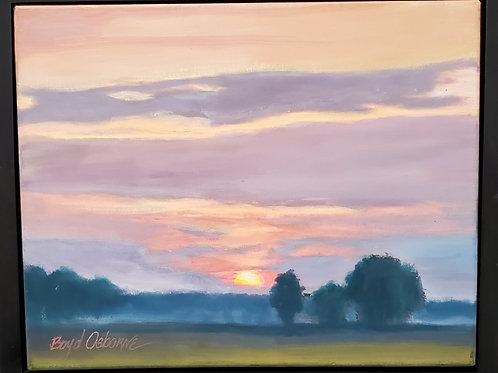 Arkansas Sunset (Boyd Osborne)