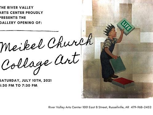 Meikel Church Art