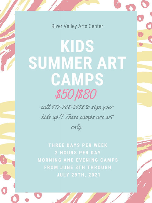 Summer Art Camps