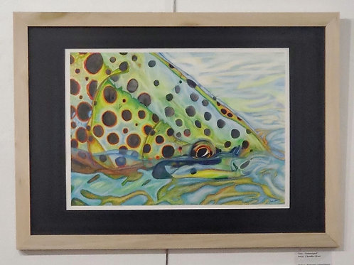 """Submerged"" by Chandler Hiatt"