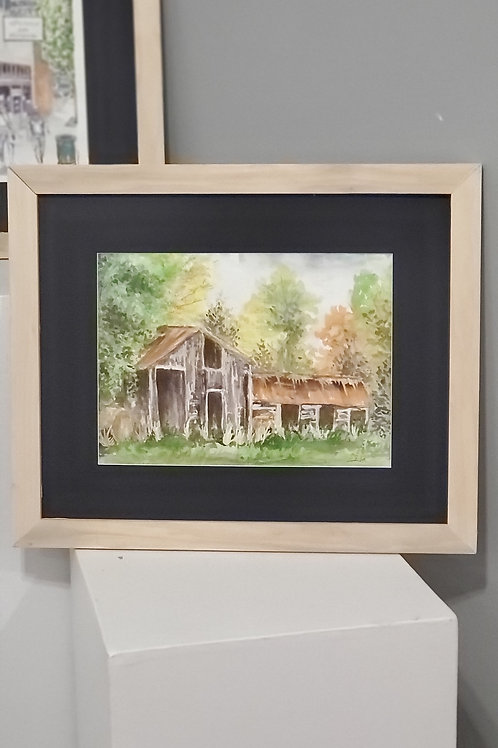 River Valley Barn by Chandler Hiatt