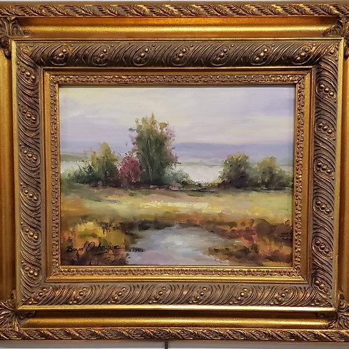 Landscape - End of Spring (Boyd Osborne)