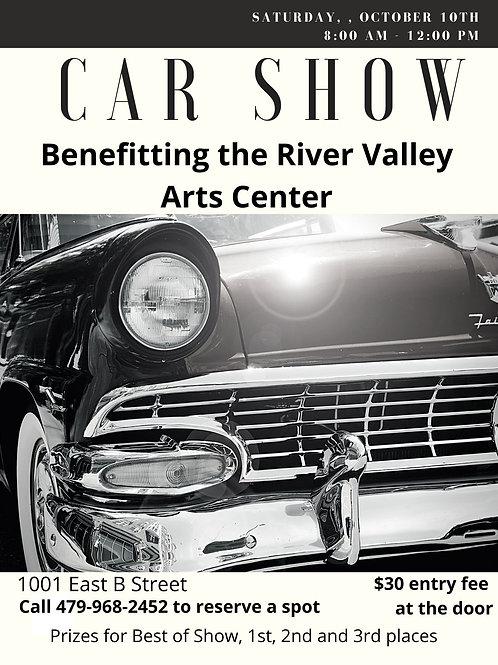 Car Show Fee