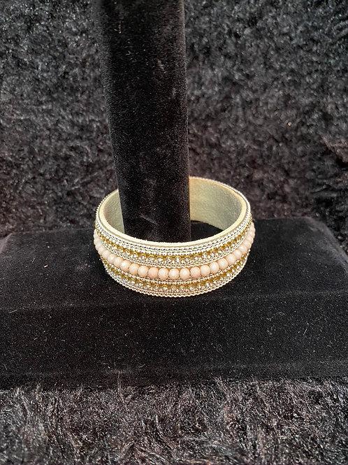 Bracelet large rose gold
