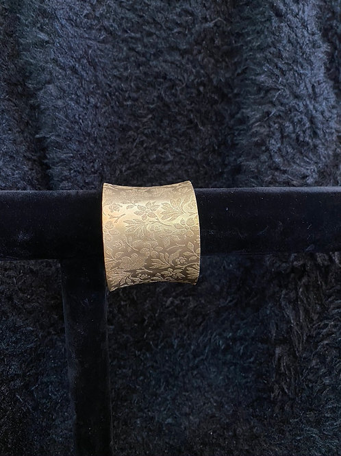 Gros Bracelet en or