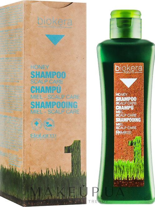 Biokera Shampooing Miel