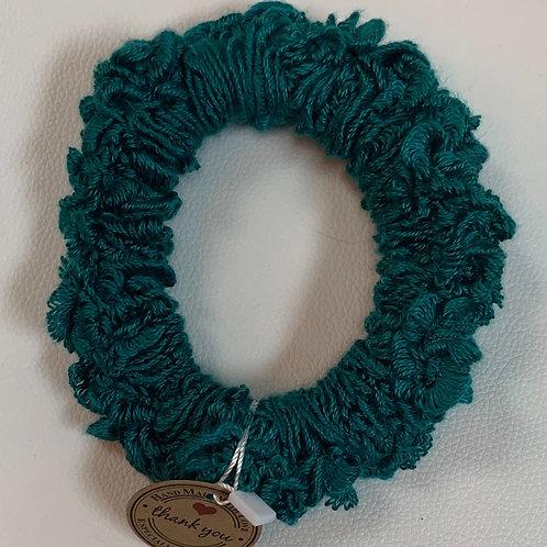 Mega Scrunchies Turquoise