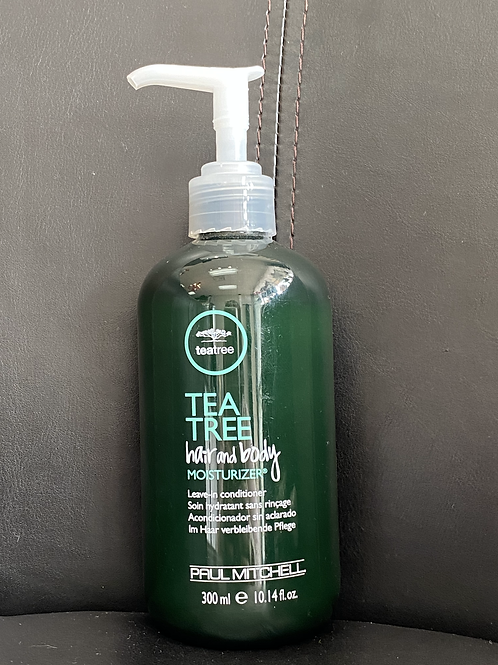 Tea Tree hair and body soin hydratant sans rinçage