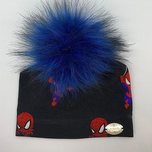 Tuque de Spiderman