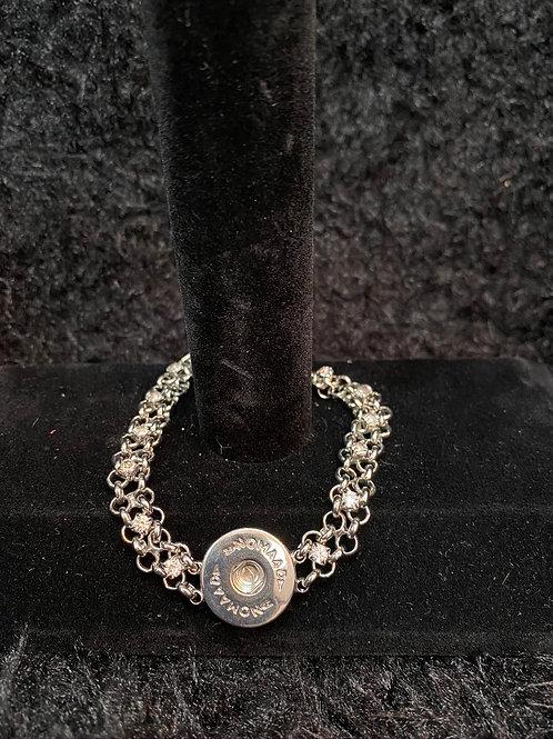 Bracelet avec diamant autour