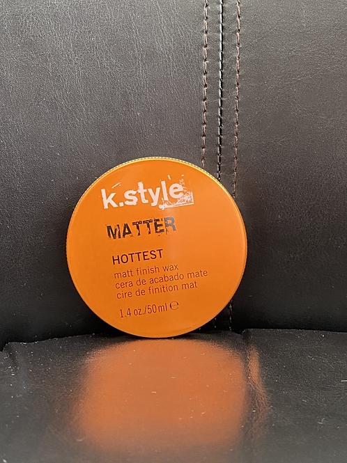 Lakmé Matter Cire de finition mat