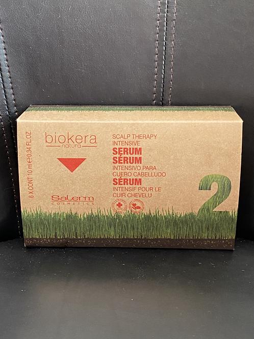 Biokera Sérum intensif pour le cuir chevelu