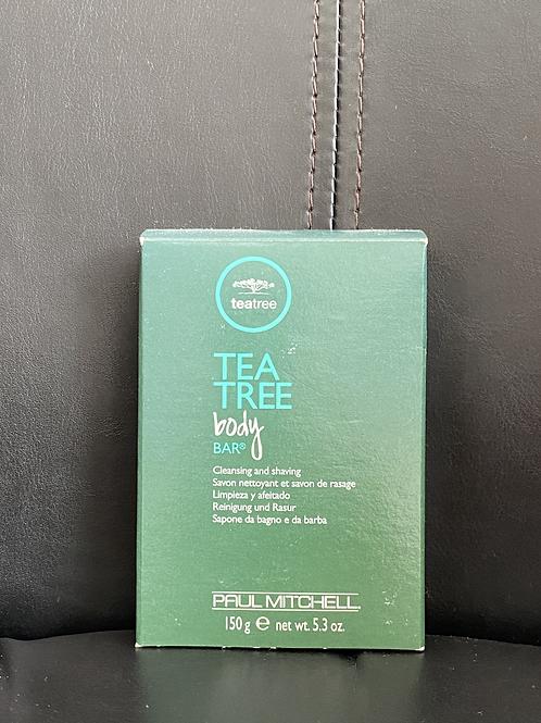 Tea tree Body Bar Savon nettoyant et savon de rasage