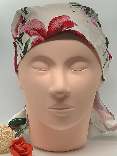 Foulard à élastique (Bloom Satinette)