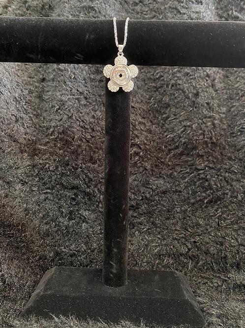 Collier en fleur