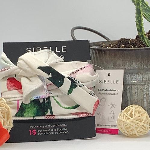 Bandeau de Sibelle Fleuries