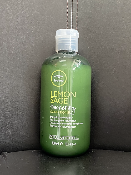 Tea Tree Lemon sage revitalisant soin énergisant volumateur