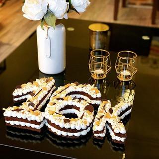 Insta Number Cake 😁 ! _Réalisé à l'occa