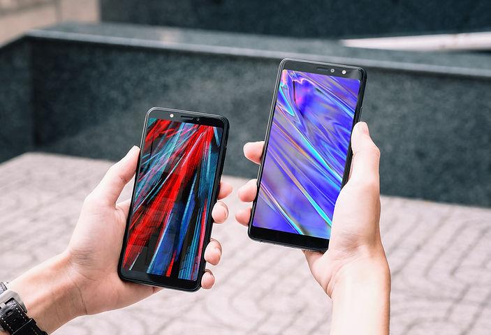 Handys vergleichen