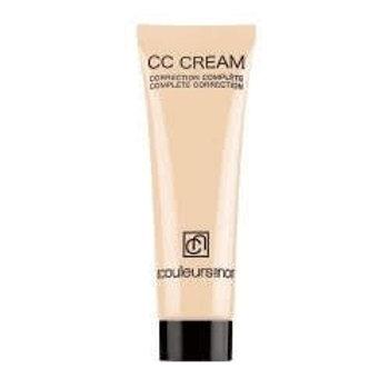 CC cream Les couleurs de Noir
