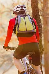 Correct cycling posture