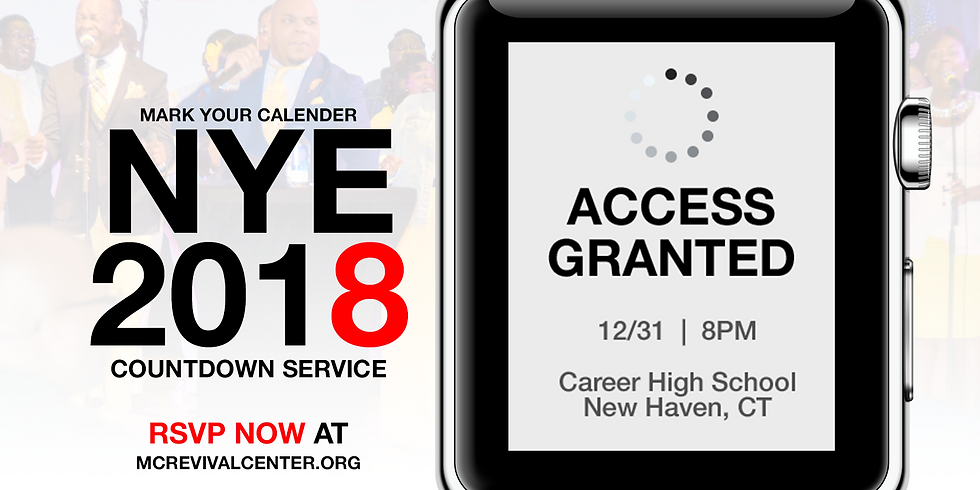 NYE Countdown Service
