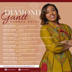 Ministry Promotional Calendar