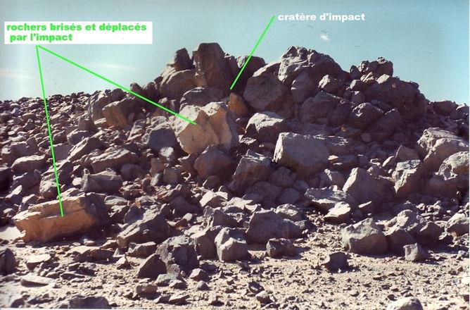 impact crater 1