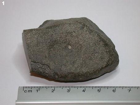 martian meteorite 1