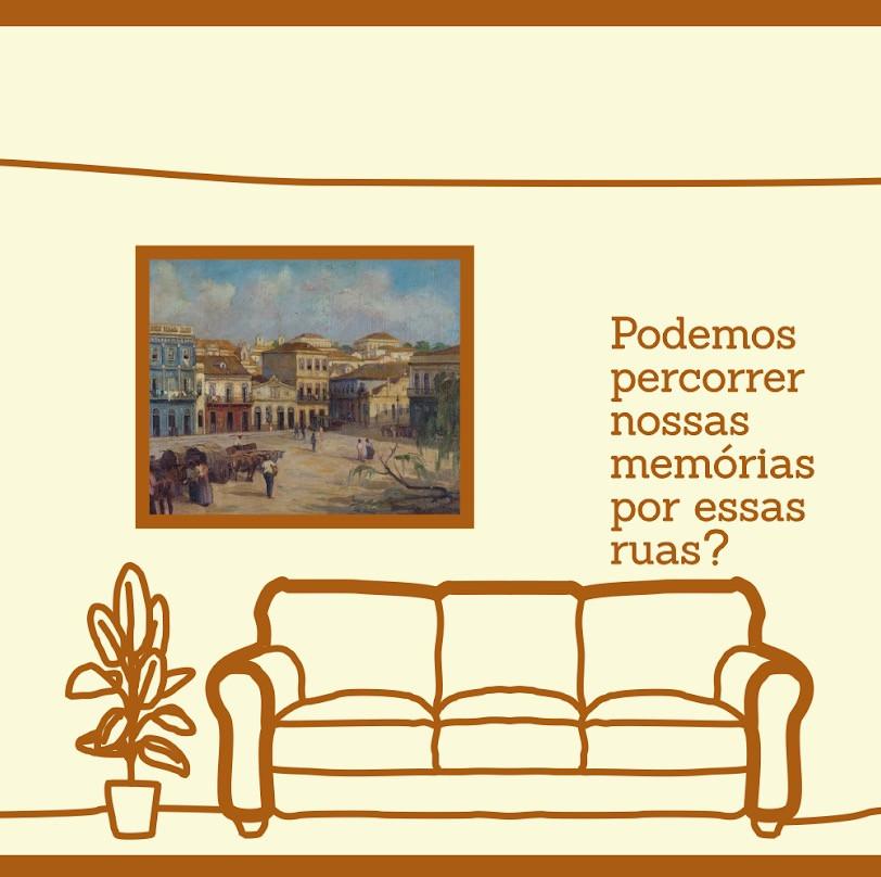 """Para isso, convidamos todos a percorrerem Porto Alegre através do projeto """"Arte Andarilha"""" — uma exposição virtual pela cidade. A proposta possibilita uma multiplicidade de interpretações e conhecimentos sobre o espaço urbano; propondo olhar para além das imagens do cotidiano e seguindo em direção às memórias da cidade. Serão elas necessárias para construir o agora? Com esta pergunta iniciaremos um Diário do Andarilho que visa criar registros incomuns da rotina e uma espécie de remontagem da cidade que habitamos. 📍Diário do Andarilho"""