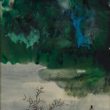 CHANG DAÍ-CHIEN (Zhang Daqian)