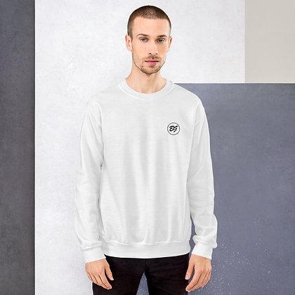 Mens & Women's Sweatshirt - White