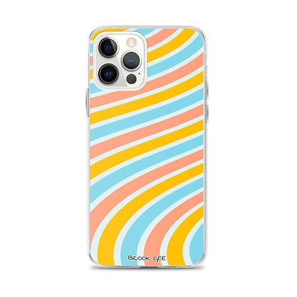 Brook Gee iPhone Case - Sherbert Swirl