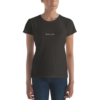 Women's Fashion Fit T-Shirt - Smoke