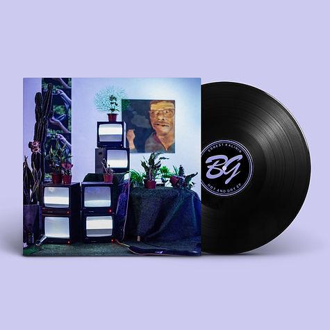 Ernest Kalinin Hot and Dry EP vinyl.jpg