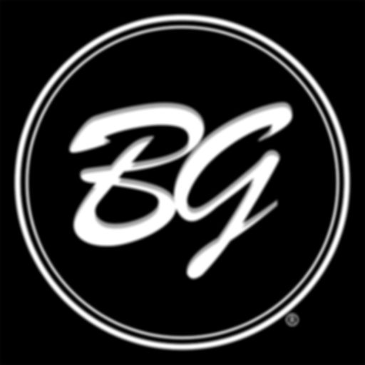 Logo background social media trademark p