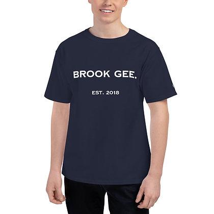 Men's Champion T-Shirt - Navy