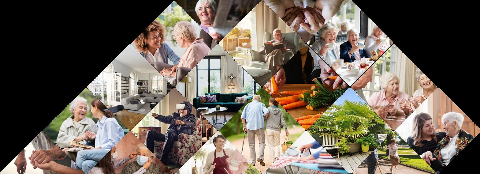 Chez jeannette offre une alternative innovante à la maison de retraite, à l'ehpad et aux résidences services