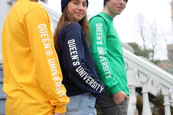 Classic Queen's University | Long Sleeve