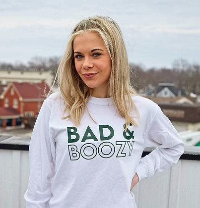 Bad & Boozy   St. Patricks Day