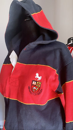 University of Guelph   Thick Striped - Hooded   Size X-Small