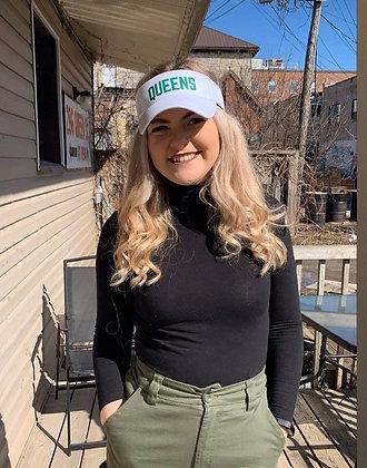 Green Queens Visor