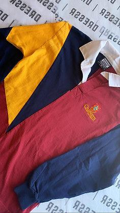 Queen's University | Classic Tri-Angle - Tri-Colour| Size Small