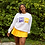 Thumbnail: High Rise Tennis Skirt   Gold