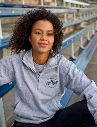 Case of the Blues | Champion Quarter Zip Sweater | University of Toronto