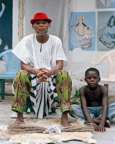 What will Africa lose if it loses traditional religion?