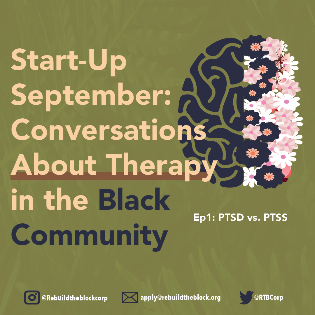 Start-Up- Conversations About Therapy in