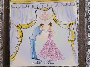 Cinderella Dream: Kiran & Nitin